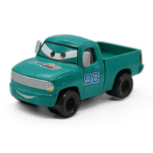 "Disney No.92 ""Sputter Stop"" Pickup Truck Model Pixar Cars 2 Green Metal Diecast Cartoon Movie Toy Car 1:55 Alloy Car Kid Gift(China)"