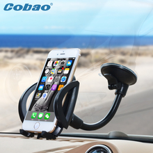 Universal mobile phone holder stand Car windshield mount holder sticky auto Glass cellphone stand for phone iphone 5 5s 6 6s 7 s