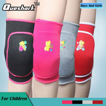 2 Sizes Child Kids Dance Knee Protector Pads Children Crawling Safety Sport Knee Support Gym Fitness Tennis Volleyball Kneepad