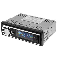 2127 Car Audio Stereo FM Radio Player 12V USB SD Mp3 Player AUX with Remote Control Support Advanced Audio Transmission Mode