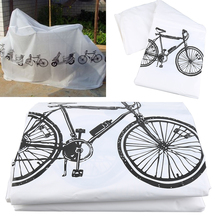 Aubtec Brand Bike Bicycle Dust Cover Cycling Rain And Dust Protector Cover Waterproof Protection Garage Bicycle+Free shipping!