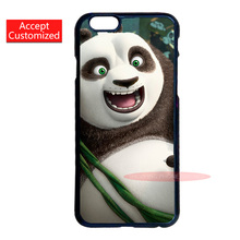 Kung Fu Panda Hard Plastic Case Cover for LG G2 G3 G4 iPhone 4 4S 5 5S 5C 6 6S 7 Plus iPod Touch 4 5 6