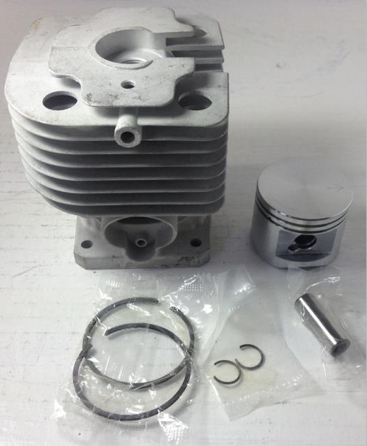 CYLINDER ASSY 44MM  FOR TRIMMER FS480 FR480 SP481  FREE SHIPPING BRUSHCUTTER ZYLINDER W/ PISTON   KIT PARTS REPL.4128 020 1202<br>
