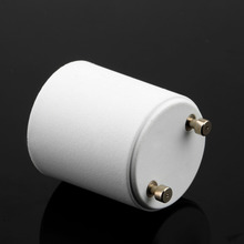 Worldwide 1pc GU24 to E27/E26 LED Light Bulb Lamp Holder Adapter Socket Converter(China)