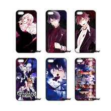 Diabolik Lovers Japan Anime For iPod Touch iPhone 4 4S 5 5S 5C SE 6 6S 7 Plus Samung Galaxy A3 A5 J3 J5 J7 2016 2017 Case Cover