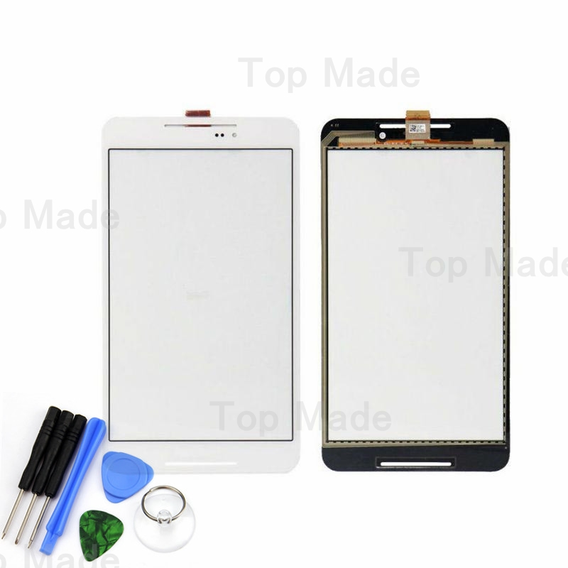 Brand New  8 inch Black/White Touch Screen for Asus Fonepad 8 FE380 FE380CG FE380CXG FE8030CXG K016 Glass Digitizer Replacement<br><br>Aliexpress