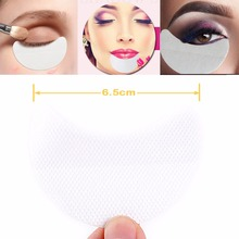 200pcs Disposable Eyeshadow Shields ( Pad for Perfect Eye Makeup or Lip Makeup )Professional Tools for Eye Shadow Beauty Makeup(China)