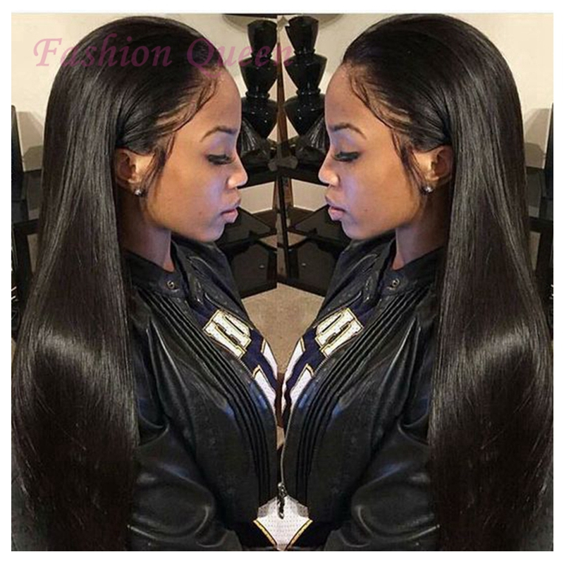 Wholesale Synthetic Wigs For Black Women Japanese Fiber Good Quality Cheap Straight Lace Front Wig For African American In Stock<br><br>Aliexpress