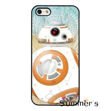 BB8 Star Wars Awesome Cool Droid cellphone case cover for iphone 4s 5s 5c 6s plus Samsung Galaxy S3/4/5/6/edge+ Note2/3/4/5