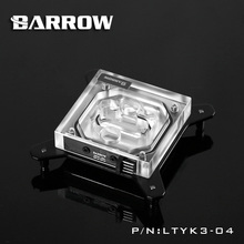 Barrow LTYK3-04 RGB CPU Water Cooling Block for Intel 115x 1150 1151 1155 1156(China)
