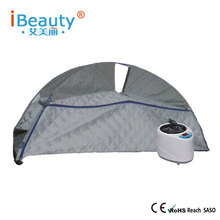 iBeauty Portable Therapeutic Steam Sauna Spa  Detox Weight Lossrelieve pains of body relaxing sauna sweat and detoxing sauna