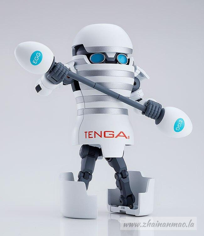 TENGA新增两款飞机杯机器人:HARD和SOFT并于5月正式发售!