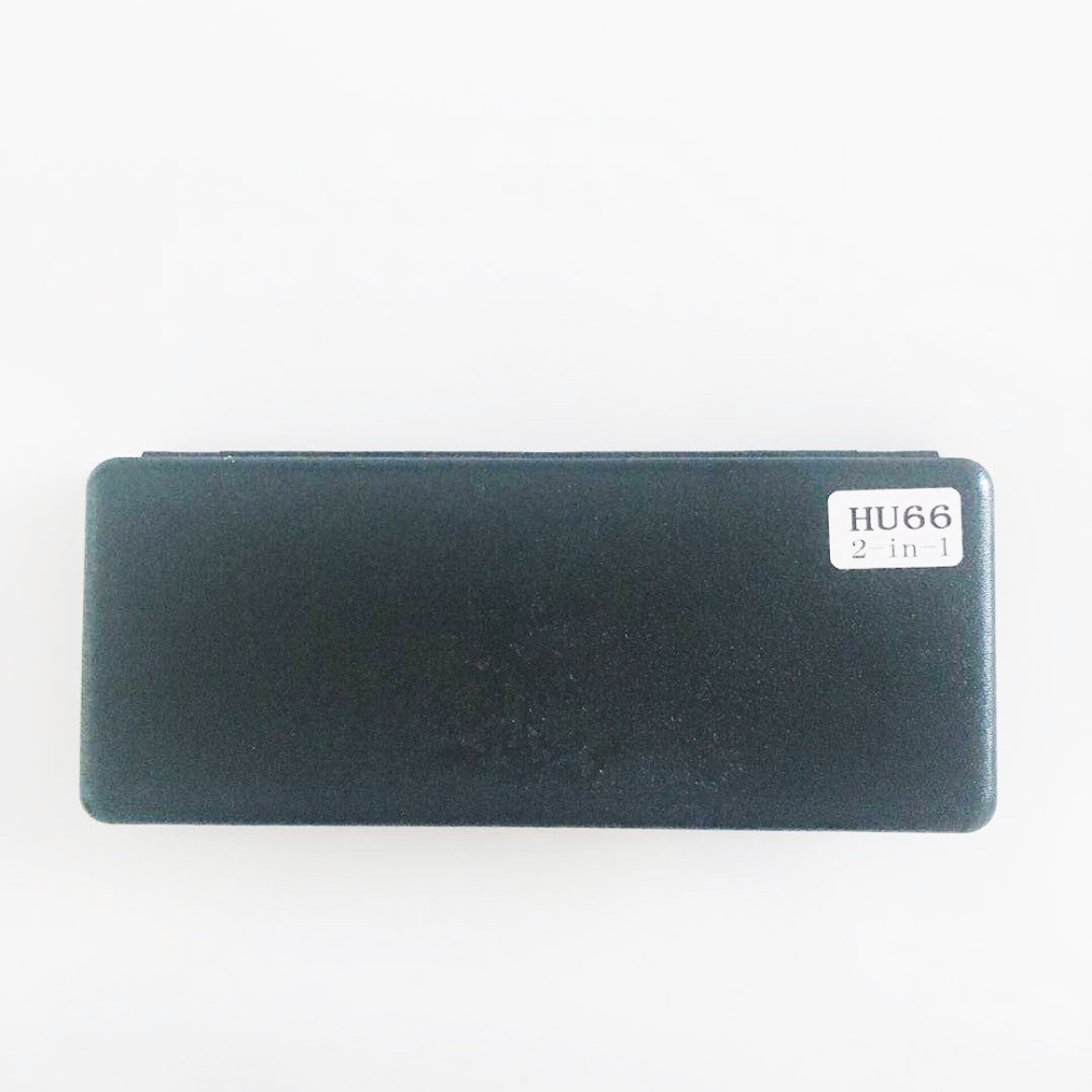Free Shipping HU66 ,HU92,HU101,  2 in 1 Genuine LiShi Locksmith Professional Car/Auto Repair Tools<br>