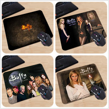 Buffy the Vampire Slayer Rubber Soft Gaming Mouse Games Black Mouse Pad Boy Gift Pad To Mouse Notebook Computer Gaming Mats