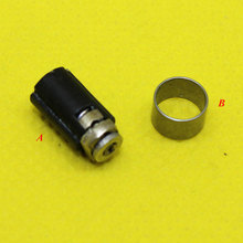 1 Set Rotating Shaft for Nintendo DS Lite Rotate Spin Axis Barrel Hinge for NDSL Replacement,2 Clolor Available(China)