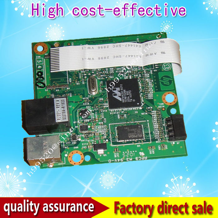 Formatter Board FOR H*P 1606 P1606DN P1606 RM1-7623-000CN RM1-7623 Formatter Pca Assy logic Main Board MainBoard mother board<br><br>Aliexpress