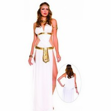 New Costume For Greek goddess Adult Women Halloween Carnival Christmas Cosplay Costumes Fancy Dress Party Arab Cleopatra Costume