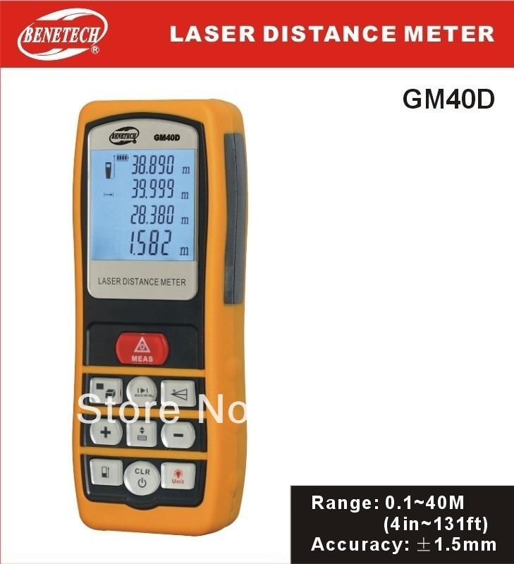 Lase Distance Meter GM40D<br><br>Aliexpress