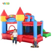 YARD Backyard Jumping Castle High Quality Inflatable Jumping Castle Inflatable Caslte Slide Outdoor Inflatable Toys for Kids