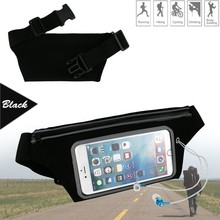 Universal hip Pouch Running Waterproof Sport Bag Waist Case lenovo a2010 wallet Cell Phone cover moto g homtom ht20