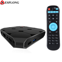 A95X R2 RK3328 Quad Core Android 7.1 TV Box 1GB 8GB set top box USB 2.0 3.0 3D 4K 1080P Full HD Media Player Smart tv box