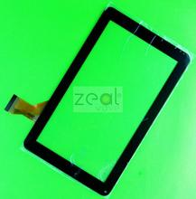 "9"" Inch Black Touch Screen Digitizer Glass Replacement Y D 1161-A2 For Allwinner A13 Q9 Tablet PC Pad A13(China)"