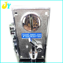 10 pcs Half alloy Coin Selector for Veanding Machine Arcade Part Coin Acceptor Mechanism in Coin Operated Games