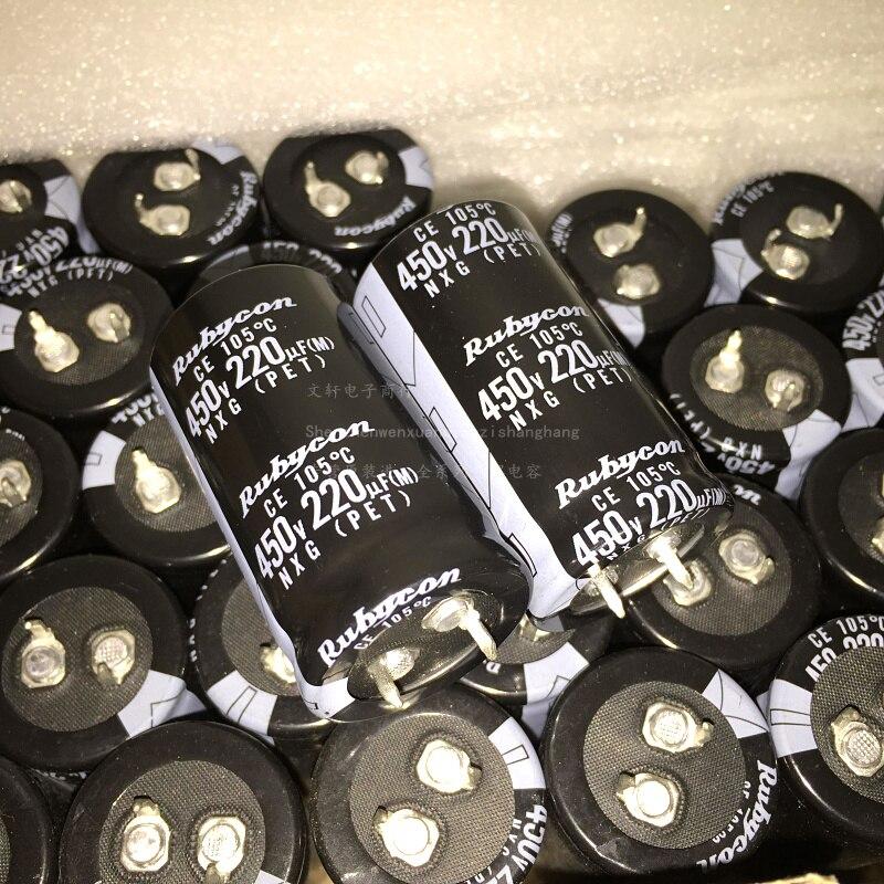 30pcs  Condensatore elettrolitico a bassa impedenza THT 150uF 35V