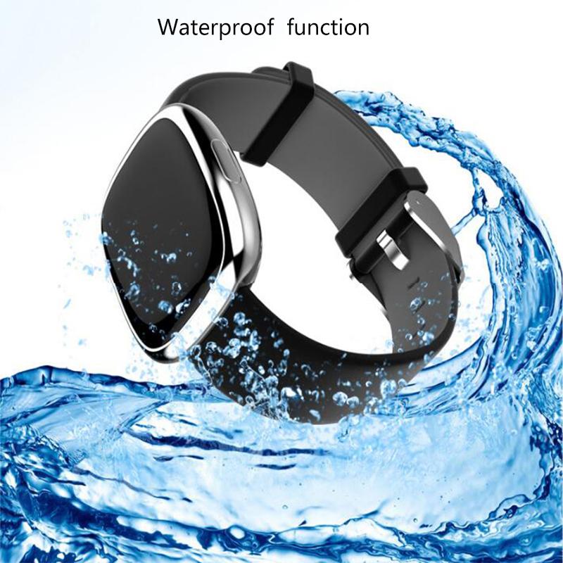 Waterproof Smart Bluetooth Heart rate Sport Sleep Tracker Wristband ,Bracelet&Intelligente beweging volgen voor De man en de vr 6
