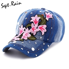 Bone Morning Glory Baseball Caps Flowers Snapback Cap Hats For Women Girls Casquette Gorras Lace Floral Lady Fashion Sun Hat