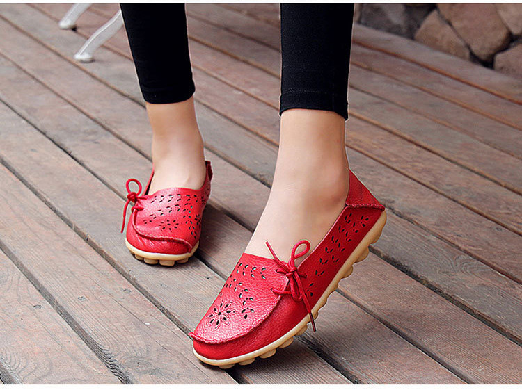 AH 911-2 (14) Women's Summer Loafers Shoes