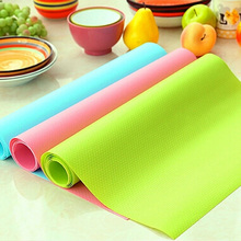 150*30 cm Tableware Mat Anti-slip Drawer Pad Chest Cushion Anti Oil Furniture Table fridge Mat Cabinet Cupboard Mat(China)