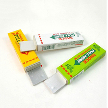 LeadingStar Shock Joke Chewing Gum Pull Head Shocking Toy Kids Children Gift Gadget Prank Trick Gag Toys (Random Color) zk45(China)