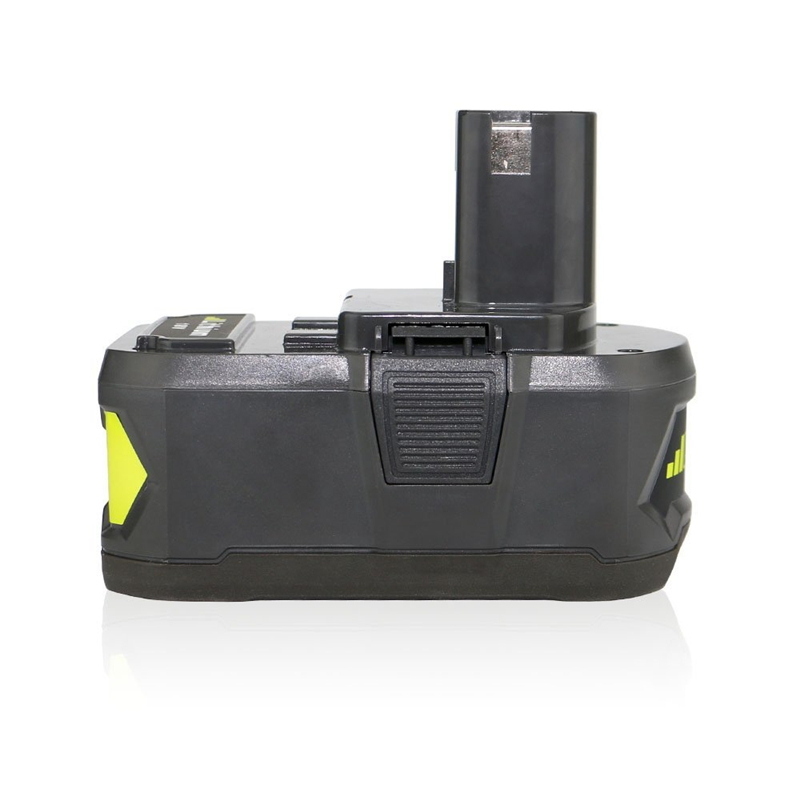 US Shipping! 2pcs Rechargeable Li-Ion Battery For Power Tool 18V 4.0Ah P108 4.0 Electric Power tool accessories<br>