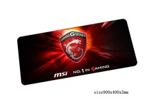 900x400mm msi mouse pad locked edge pad to mouse notbook computer mousepad gaming padmouse gamer to laptop keyboard mouse mats