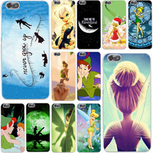 Peter Pan Wendy Tinkerbell Tinker bell phone Hard Case for Huawei P10 P9 P8 Lite P10 P9 Plus P7 6 G7 & Honor 4C 4X 6 7 8 Lite