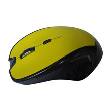2017 Hillsionly New Brand dropshipping & wholesale Wireless Mini Bluetooth 3.0 6D 1600DPI Optical Gaming Mouse Mice for Laptop(China)