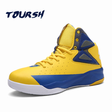TOURSH Men Adult Boy High Quality Sneakers 2017 Hot Sale Professional Basketball Shoes Brand Sports Shoes Outdoor Trainers Men