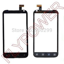 For THL W3 Touch Screen Digitizer glass Black by free shipping(China)