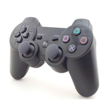 Bluetooth Gamepad for SONY PlayStation 3 Wireless Joystick for PS3 Controller with SIXAXIS Replacement Dualshock