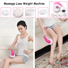 Health Goods Infrared Massager Vibrating Slimming Machine Anti Cellulite Device Beauty Slimming Machine Convenient To Handle(China)