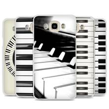 Piano keys design Cell Phone Case Cover for Samsung Galaxy J1 J2 J3 J5 J7 C5 C7 C9 E5 E7 2016 2017 Prime