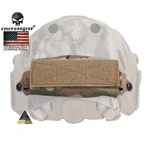 Emersongear Helmet Accessory Pouch Counter Weight Bag Wargame Airsoft MOLLE EM8826 Black Multicam CS(China)