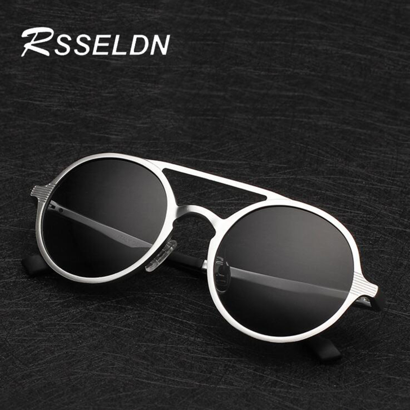 RSSELDN Brand Polarized Sunglasses Mens 2017 New Fashion Sport Al-Mg Frame Polaroid Sunglasses for Fishing Outdoor Glasses <br><br>Aliexpress