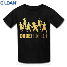 GILDAN Customize Tee Shirts Nubia Basketballer Game Action Figure Geek T Shirt For Boys&girls Black(China)