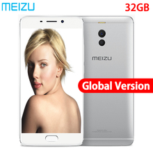 Original Meizu M6 Note 6 32G 16GB ROM 4G network Snapdragon 625 Octa Core 5.5 inch Cell Phone dual camera(China)