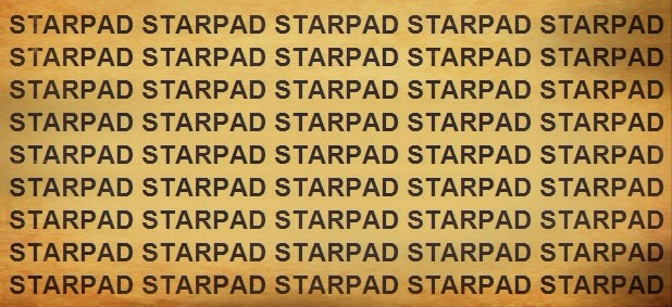 STARPAD CAR_