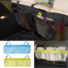 Hot Car Seat Back Tidy Organizer Auto Travel Storage Multi-Pocket Hanging Bag Holder Interior Accessories