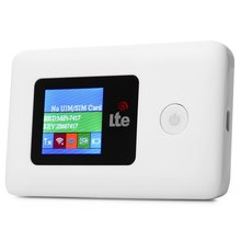 LR115E 4G LTE Mini WiFi Wireless Router Repeater Global Unlocked Mobile with SIM Card Slot 2100mAh WIFI Access