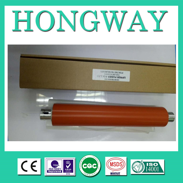 Upper fuser roller for Canon IR7086 7095 7105 7200 8500 9070 high quantity heat roller<br>